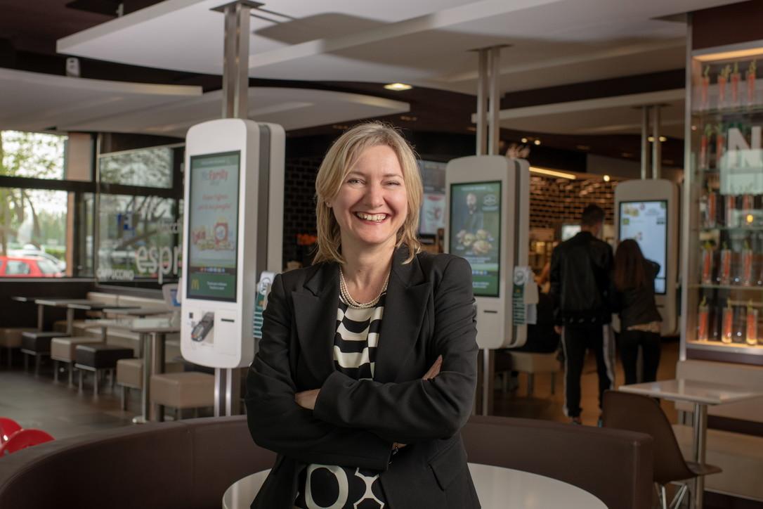 Giorgia Favaro -Chief Marketing Officer di McDonald's