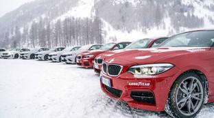L'academy BMW riparte da Livigno