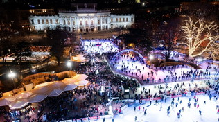Inverno a Vienna tra valzer, musei e torte Sacher