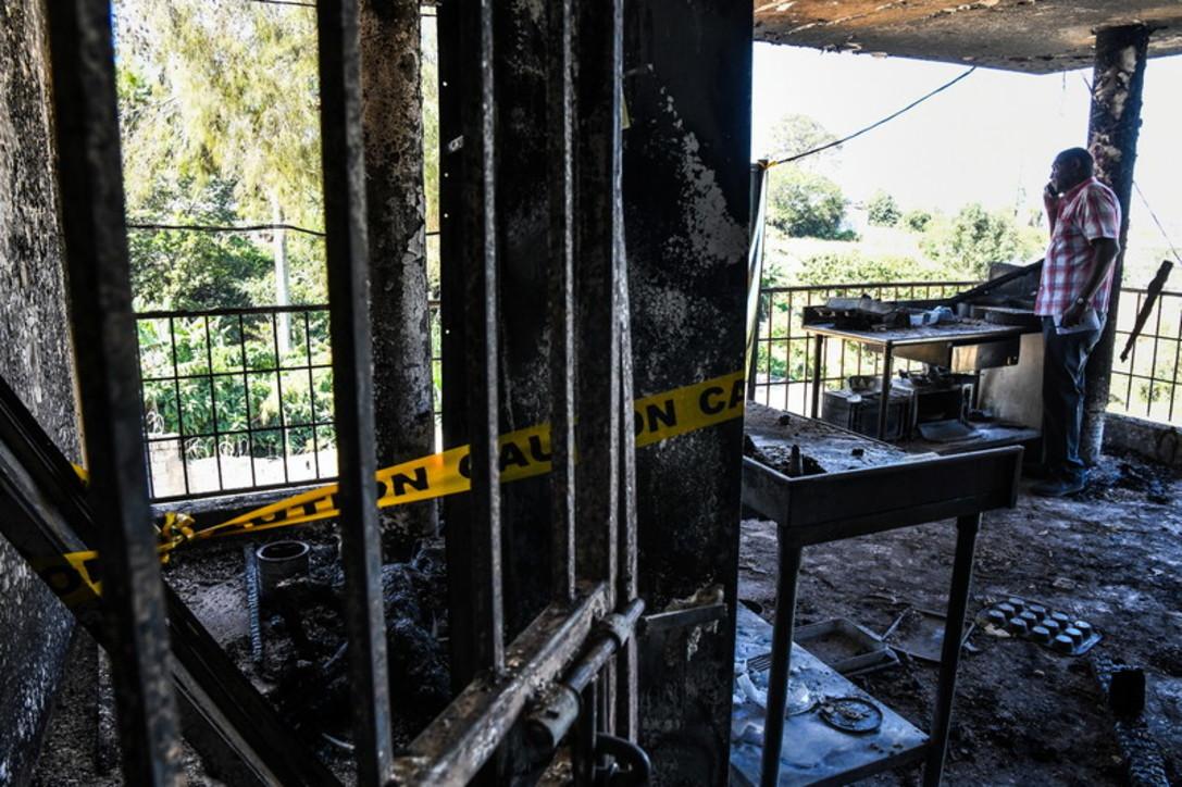 Haiti, incendio in orfanotrofio: morti 15 bambini