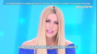 """""""Domenica Live"""", Loredana Lecciso confessa: """"Al Bano è nel mio cuore"""""""