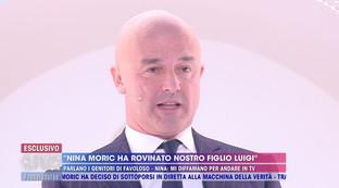 """Gianluigi Nuzzi contro Luigi Mario Favoloso: """"Un cialtrone che fa le battute sui morti"""""""