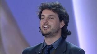 """Leonardo Pieraccioni compie 55 anni: rivediamolo ai """"Telegatti"""" del 1997"""