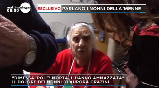 Viterbo, i nonni della 16enne morta dopo dimissioni da ospedale: