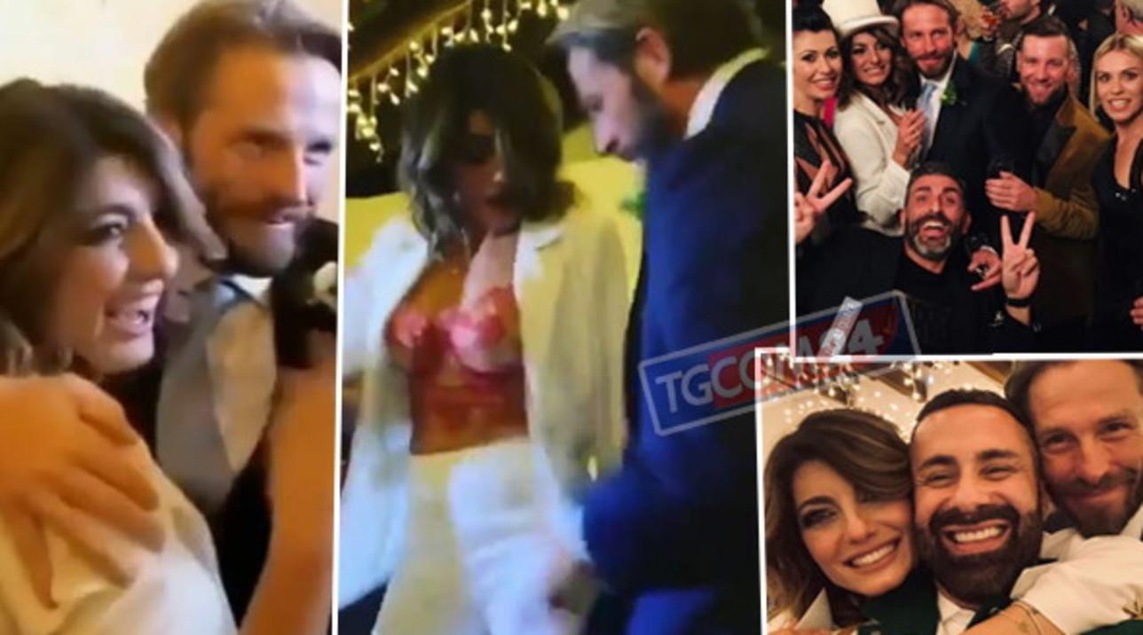 """Samanta Togni ha detto sì """"ballando"""": ecco tutte le foto delle nozze"""