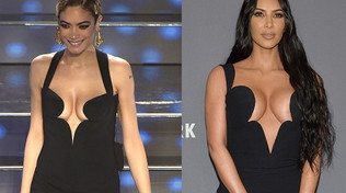 Elodie come le star: il confronto spiazzante con Kardashian, JLo, Hadid...