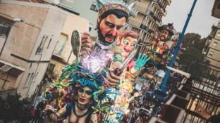 Sciacca si fa più bella: sei giorni di eventi per Carnevale