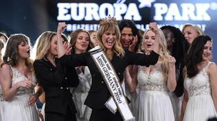 Miss Germania è una mamma single 35enne