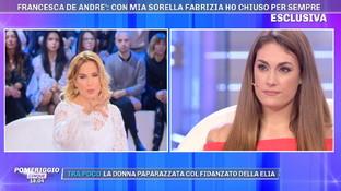 """""""Pomeriggio Cinque"""", l'appello di Fabrizia De André: """"Francesca chiamami"""""""