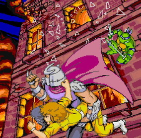TMNT – Quattro tartarughe sempre all'erta, dal cartone al videogioco