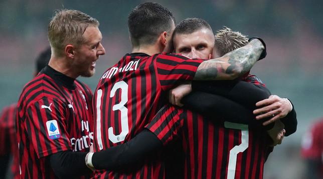 Milan, basta Rebic: Torino battuto 1-0, Pioli raggiunge la zona Europa League