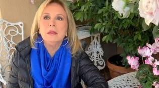 Rosanna Lambertucci vittima di una truffa: