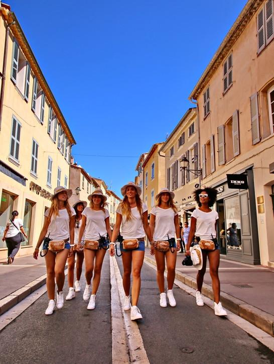 Donnavventura e il fascino di Saint-Tropez