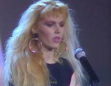 """Quando Rita Rusic faceva la cantante: ecco l'ex concorrente del """"GF Vip"""" nel 1987"""