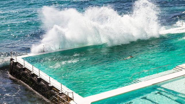 Undici piscine belle come il mare