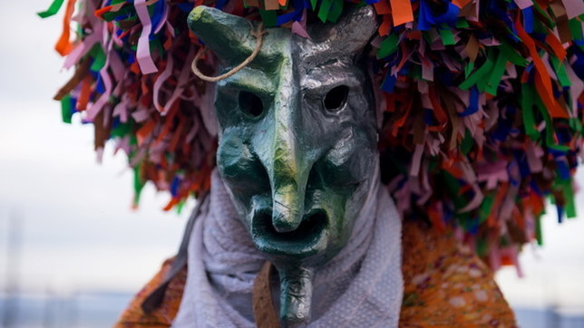 Le Maschere Cornute di Aliano: arcaici e inquietanti capolavori di artigianato