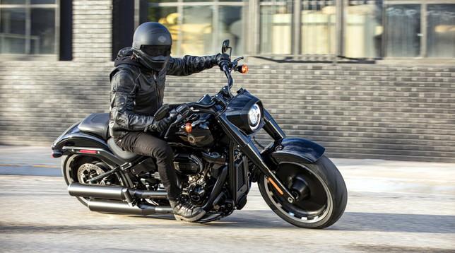 Harley-Davidson festeggia i 30 anni della Fat Boy