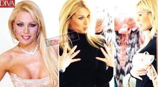 Giulia Montanarini a 44 anni aspetta la prima figlia