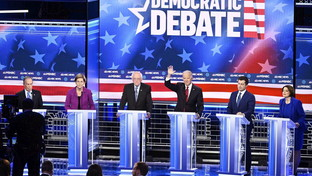 Usa 2020, primarie democratiche: debutta Bloomberg