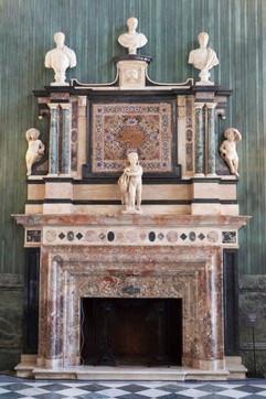 """Torino, torna a splendere il """"Caminetto Monumentale"""" di Palazzo Reale"""