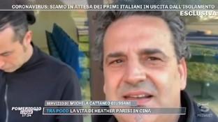 """Coronavirus, italiano alla Cecchignola: """"Euforici per la fine della quarantena"""""""