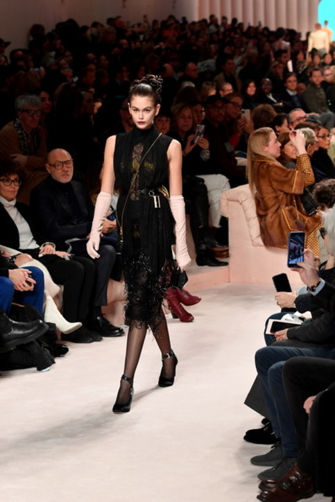 Milano Fashion Week 2020, Fendi e l'addio ai codici maschili