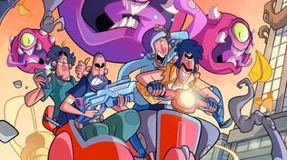 Da giornalisti videoludici a eroi dei fumetti: ecco The Last Game