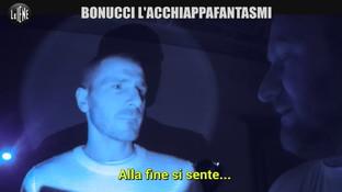 """Bonucci vittima de """"Le Iene"""", si ritrova a dare la caccia ai fantasmi"""