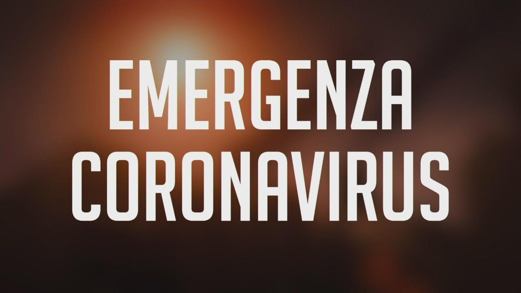 Risultato immagini per emergenza coronavirus
