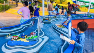 Legoland: le prime immagini
