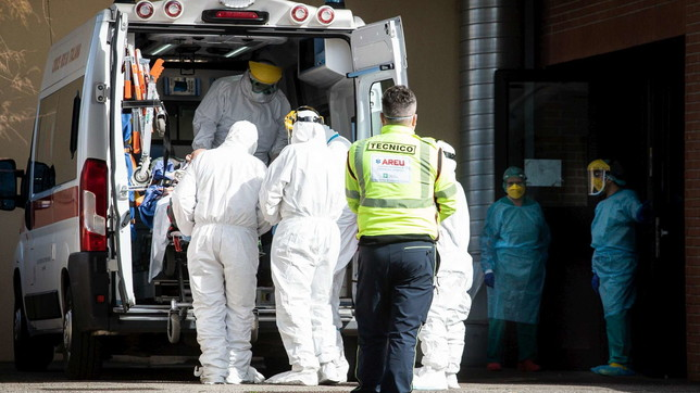Milano, le misure di emergenza dell'ospedale Sacco per i sospetti coronavirus