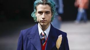 MFW 2020, l'uomo di Gucci torna all'infanzia (molto, molto dark)