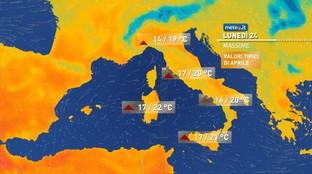 Il caldo anomalo ha le ore contate: da mercoledì torna l'inverno