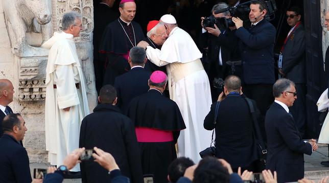 Papa Francesco da Bari: