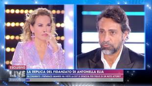 """Pietro Delle Piane chiede scusa a Barbara d'Urso: """"Non volevo entrare nel privato"""""""