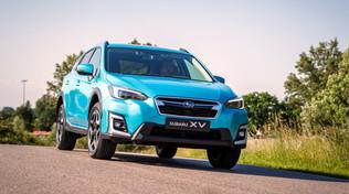 Subaru XV e-Boxer, l'idea mild hybrid
