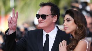 Quentin Tarantino è diventato papà: primo figlio a 56 anni