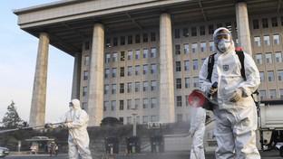 Coronavirus, aumentano i casi in Corea del Sud: la città di Daeguè spettrale