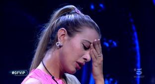 """""""GF Vip"""", Clizia squalificata per le frasi su Buscetta: """"Chiedo scusa a chi lotta contro la mafia"""""""