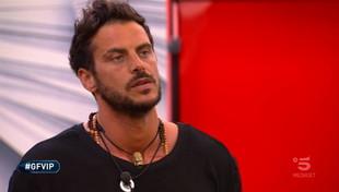 """""""GF Vip"""", Andrea Montovoli abbandona la Casa: """"Sono arrivato al limite"""""""