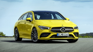 Mercedes CLA Shooting Brake, che classe!