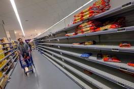 """Coronavirus, Palermo come Milano: """"assalto"""" ai supermercati"""