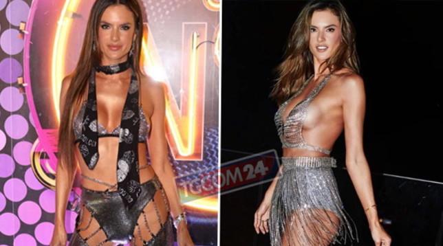 Alessandra Ambrosio regina sexy del Carnevale di Rio