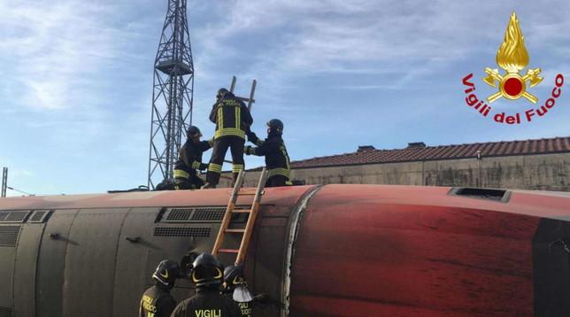 Frecciarossa deragliato, il 2 marzo riapre la linea AV Milano-Bologna