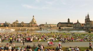 """Dresda, la """"Firenze tedesca"""": sfarzoso scrigno di capolavori"""