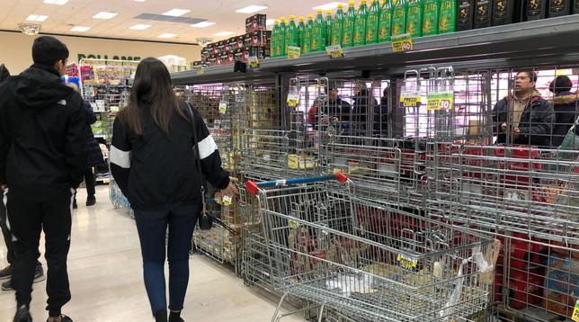 Assalto ai supermarket: la Procura di Milano apre un'inchiesta