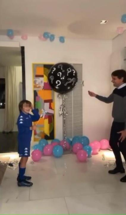 Simone Inzaghi sarà di nuovo papà, lo annuncia sua moglie su Instagram