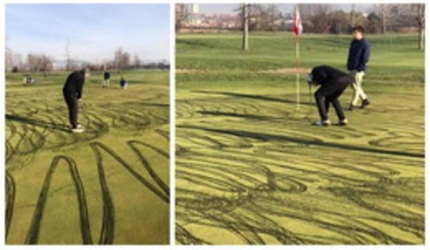 Vandalismi e minaccein un circolo di golfa Brescia: il titolare arrestato per stalking