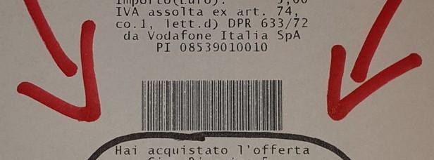 Ricariche da 5 e 10 euro