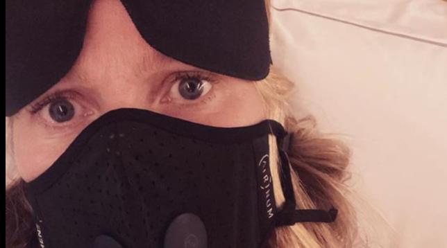 GwynethPaltrow si mette la mascherina Eva Longoriagira in Italia senza...